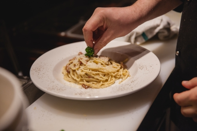 Enjoy Pasta the way your Nonna would make it at The Italians Kitchen and Bar