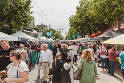 4 Ways Businesses Can Get Involved in Summer Events in the West End