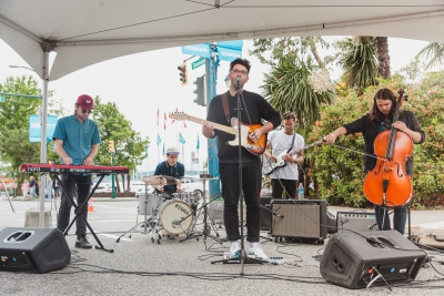 Car Free Day 2019 Stage Lineup and Entertainment