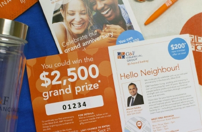 G&F Financial Group West End Branch Grand Anniversary Event and CONTEST