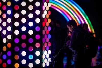 Lumière Returns to Light Up the West End and Downtown Vancouver