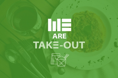 #WEAre Take-Out – Wednesday, June 3rd