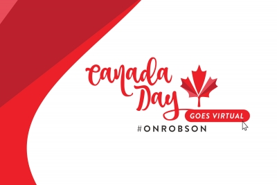Canada Day #onRobson – A New Virtual Experience