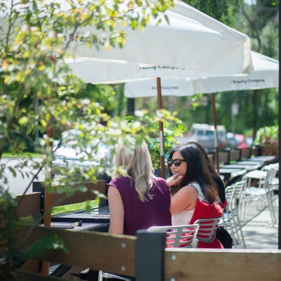 Explore New Patios in the West End