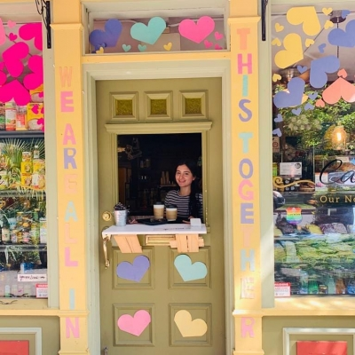 12 Days of Holidays: Cardero Cafe