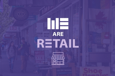 WE Are Retail: Support Local in the West End