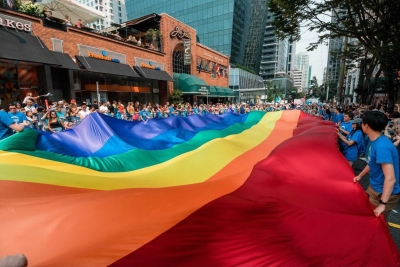 Pride in The West End