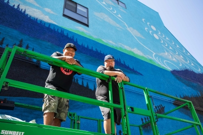 8 Things To Do in the West End during Vancouver Mural Fest