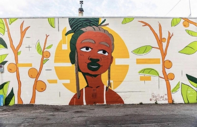 Explore the West End's Murals in the 2021 Vancouver Mural Festival