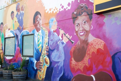 Placemaking Program Allows for the Refreshing of a Much-Loved West End Mural